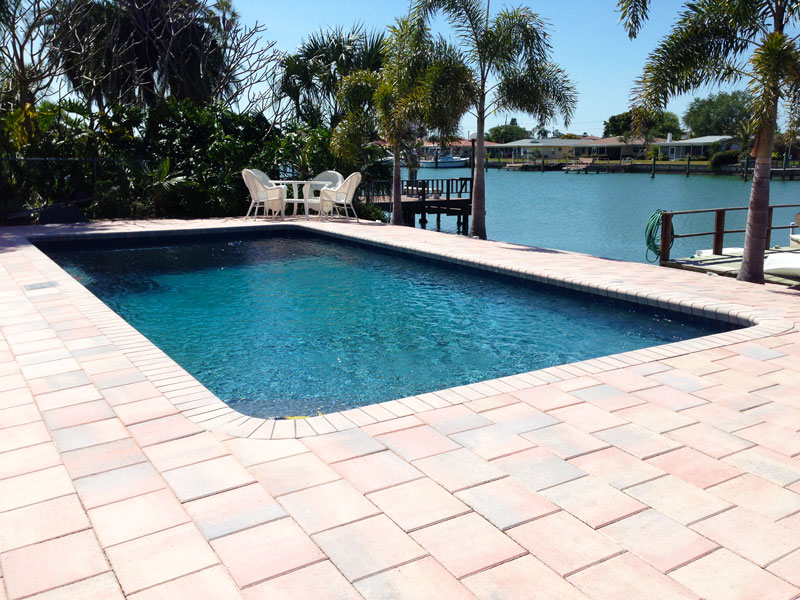 Pool & Spa Creations Pebble Pool Finishes